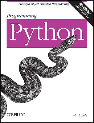Programming Python By Lutz, Mark
