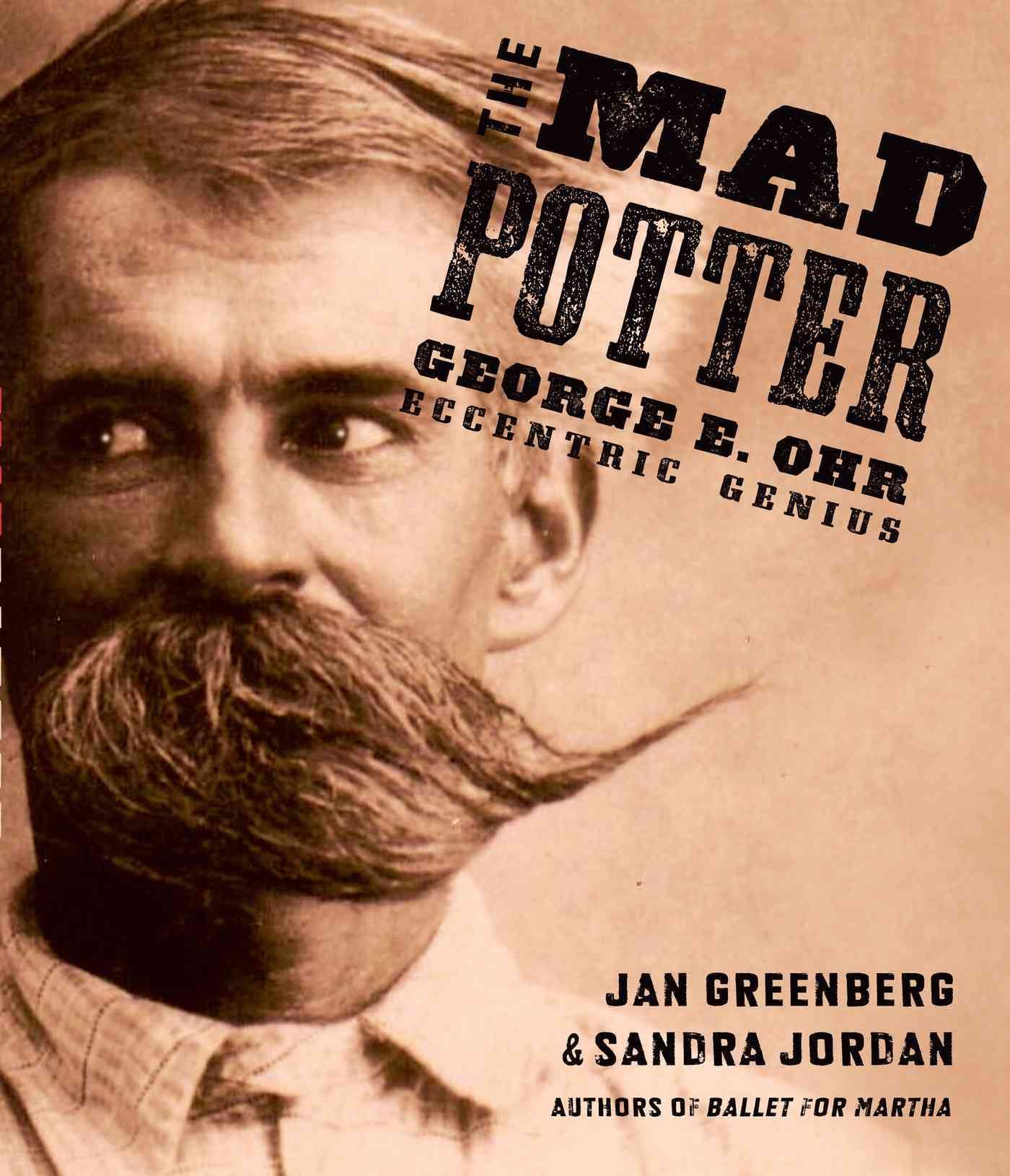 The Mad Potter By Greenberg, Jan/ Jordan, Sandra